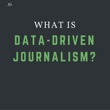#DDJ-101: What is Data-Driven Journalism?