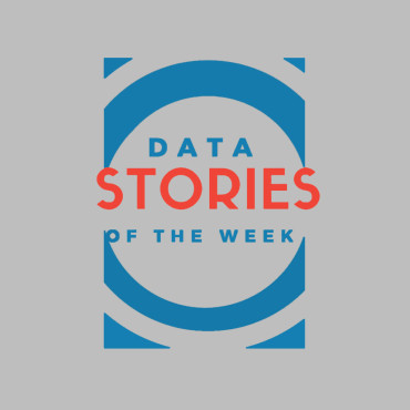 Data Stories of the Week – no. 6