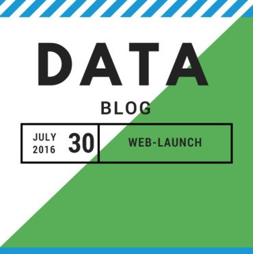 How to set up a Data blog