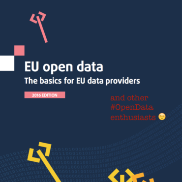 The EU OpenData Handbook