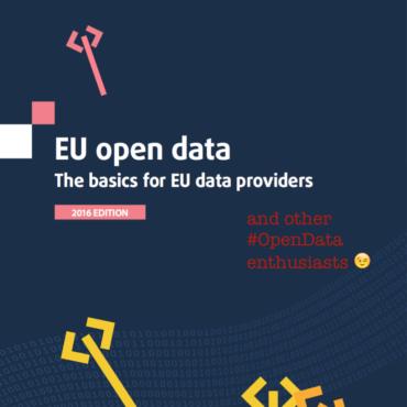The EU OpenData Handbook