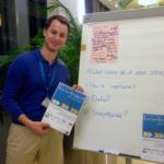 YourDataStories gave a workshop at the EPP Winter University