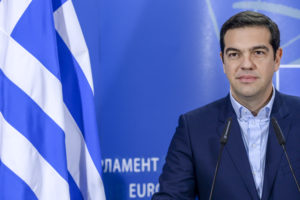 Alexis TSIPRAS, Prime Minister of Greece