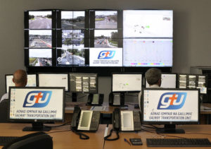 Galway traffic management centre