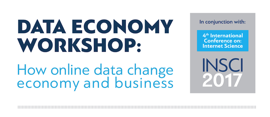 Data Economy Workshop