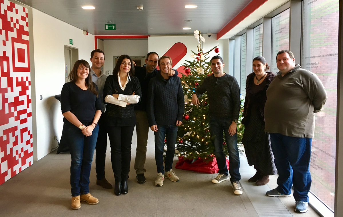 YDS Consortium Meeting Leuven